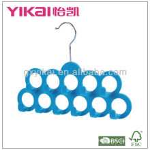 2013 Hot selling flocking belt hanger