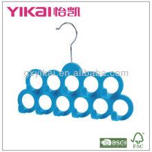2013 Hot selling flocking belt hanger
