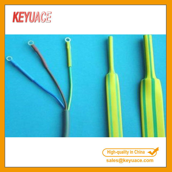 Yellow Green Heat Shrink Tubes