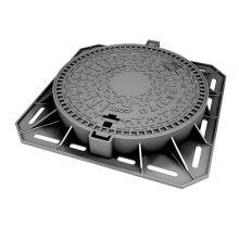 Capa de poço de fundição de molde de casca