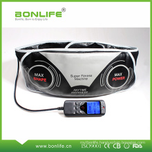 2014 Hot Selling! Heating/Vibrating/EMS Health Massage Belt