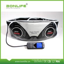 2014 venda quente! Calor de massagem de aquecimento / vibração / EMS