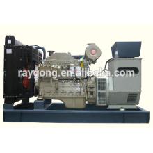 40KW 50KVA grupo electrógeno diesel abierto 400V trifásico 100% cobre