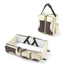 Baby-Reisetasche, die Mutter-Taschen-Tasche faltet