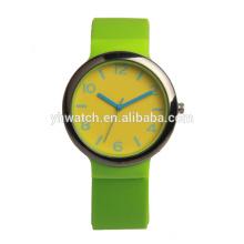 crianças de silicone criança relógios para menino e meninas