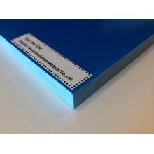 Folha Colorida Colorida G10 (cor azul)