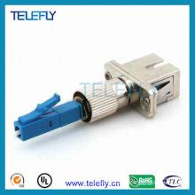 LC (Male) to Sc (Female) Fiber Optic Attenuator
