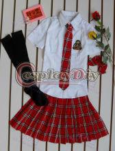 Unique adult beautiful design school uniforms styles