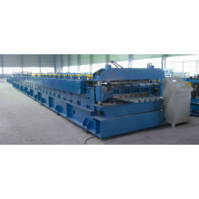Double layer making metal roofing sheet forming machine