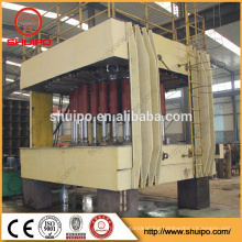 Shandong SHUIPO Hydraulic Dished Head Configuring Machine flanging machine metal spinning machine