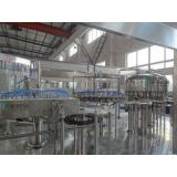 Automatic Beverage Filling Machine , Soda Drinks Filling Li