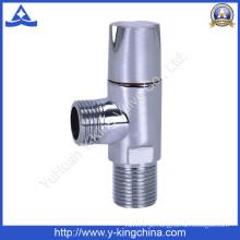 Válvula de ângulo de cozinha de latão para água (YD-5030)