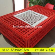 Cage de transport de poulet de pp ou de PE ou de HDPE à vendre