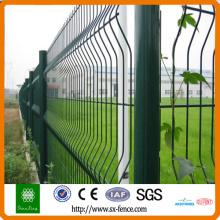 ISO 9001 Hardwire grün Pvc beschichtet Sicherheitszaun