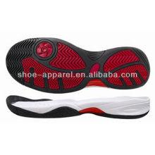 Suela 2013 del zapato tenis de las suelas del zapato para la venta