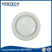 Diffuseur décoratif d'air de valve de disque en métal pour le système de la CAHT