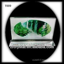 Impression photo couleur cristal Y009