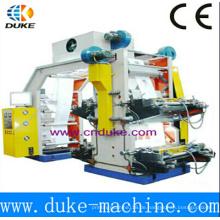 Gute Qualität PE Flexgraphische Kunststoff-Druckmaschine (YT-Serie)