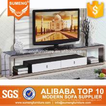 2016 modernes Design billig faux Marmor Top TV Stand mit Schubladen