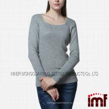 Alibaba COM Девушки круглый шею серый Merion шерсти свитер свитера