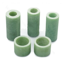 UL 94hb Flaming Grade Epoxy Resin Fiberglass Insulation Tubes/Pipes/Sleeves Surface Smooth Winding Tube