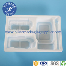 Kunststoff Mooncake Pack Tray Blister-Tray