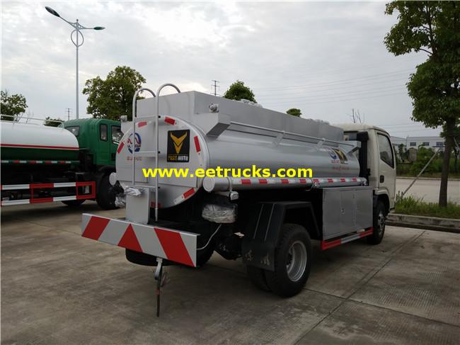 5 CBM Aircraft Refuelling Trucks