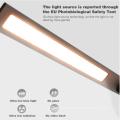 Estilo europeu Matel Material atacado levou candeeiros de mesa lâmpadas para lâmpadas de mesa de proteção de olho de cabeceira em casa