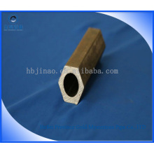 seamless inside and outside hexagon steel tube and hexagonal steel pipe