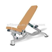 Equipo de gimnasio / placa de vibración de ajuste loco / Banco ajustable multi (XR9937)
