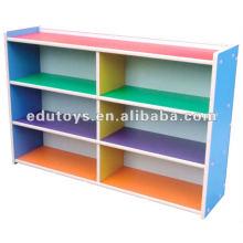 Kids Wooden Book Cabinets