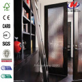 Resin Aluminium Framed Interior Sliding Glass Door