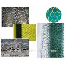 Anping Tianyue Honest sell high quality&low price hexagonal wire netting(galvanized,black annealed,PVC Coated wire)
