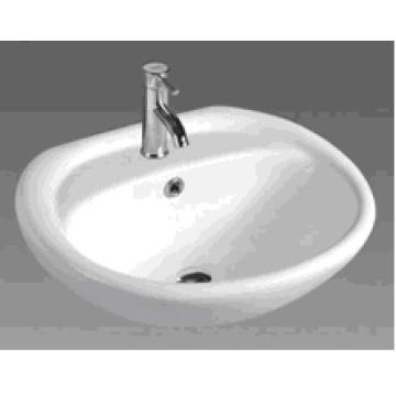 Ванная комната Круглый керамический кабинет бассейна (D601)