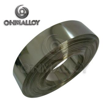 0,5 * 5 mm Band Ni70cr30 Draht geglüht Legierung für Heizung