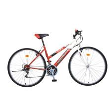 """Bicicleta de montaña con marco de acero de 28 """"(2804)"""