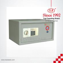 Mini caixa segura de aço digital eletrônica usada pessoal para o escritório domiciliário