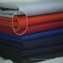 Toque de rigidez laboral llevar la tela cruzada del algodón del poliester