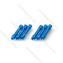 El espaciador de paso de aluminio coloreado / el separador / el pilar redondos para FPV Drone / RC Toys