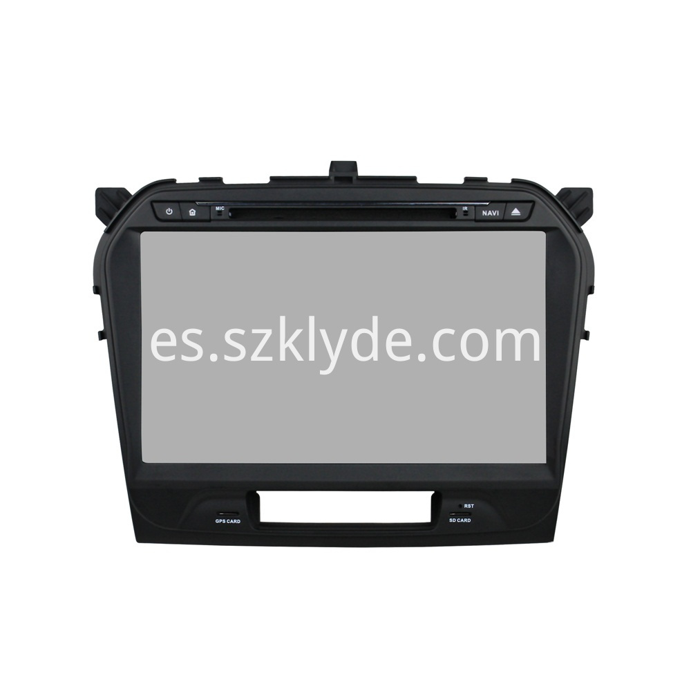Vitara 2015 Android Multimedia System