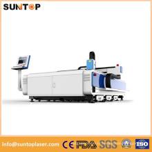 Máquina de corte do laser do aço inoxidável de 4mm / máquina de corte do laser do aço de carbono 10mm