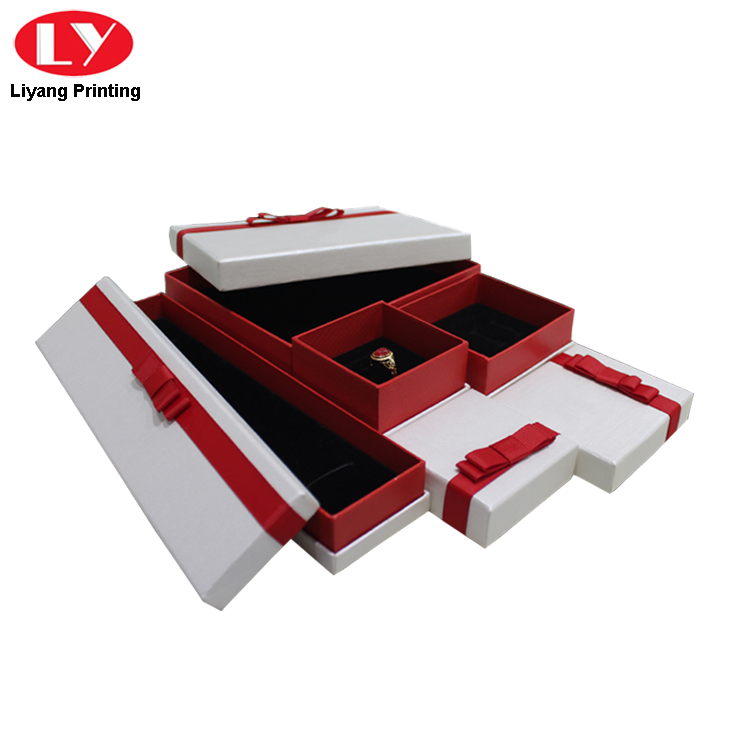 Jewellery Suits Box Packaging