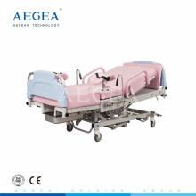 AG-C101A02B multifuncional económico hospital manual médico LDR cama