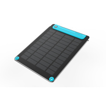 Batería recargable 2000mAh 3.5W panel solar flexible