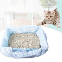 Doublure de bac à litière pour chat produits de nettoyage pour animaux de compagnie chat
