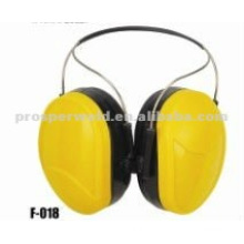 Yellow EAR MASK/EARPLUG F-018