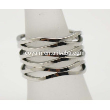 special hollow casting silver ring designs for women