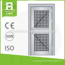 304 stainless steel door design with good surface made in China