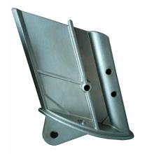Изготовленные на заказ алюминиевые умирают почтовые базы отливка с подвергать механической обработке