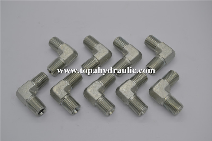 4-4 hose fitting hydraulic quick coupler